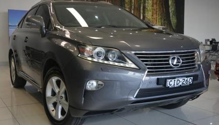 2012  Lexus RX Rx270 Wagon