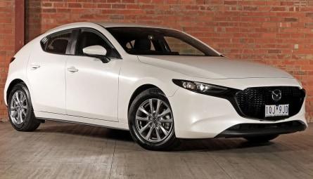 2019 Mazda 3 G20 Pure Hatchback