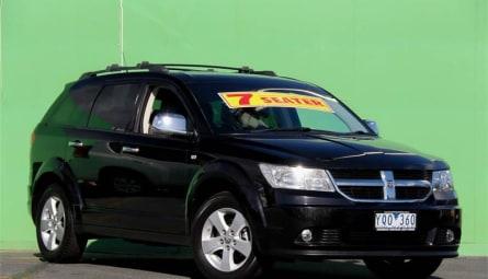 2011  Dodge Journey Sxt Wagon