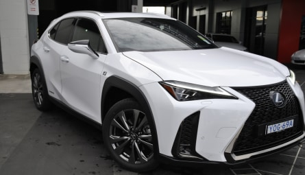 2019 Lexus UX UX250h F Sport Hatchback