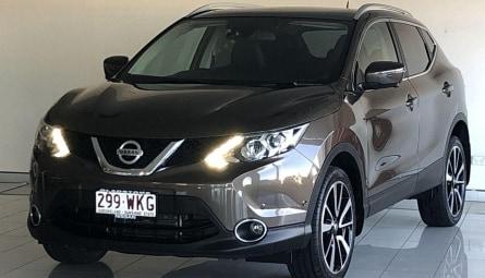 2015  Nissan QASHQAI Ti Wagon