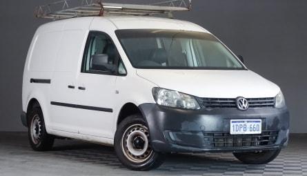 2011  Volkswagen Caddy Tdi250 Van