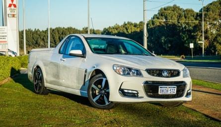 2017  Holden Ute Sv6 Ute Extended Cab