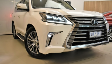 2018 Lexus LX LX450d Wagon
