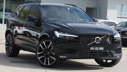 2020  Volvo XC60 T6 R-design Wagon