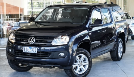 2016  Volkswagen Amarok Tdi420 Trendline Utility Dual Cab