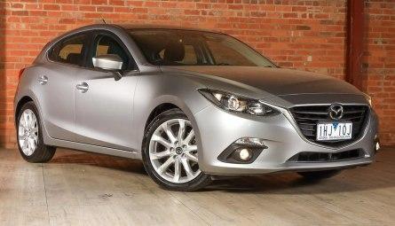 2014  Mazda 3 Sp25 Hatchback