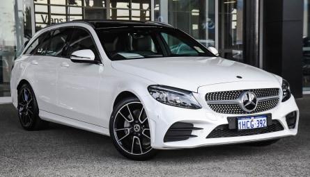 2020 Mercedes-Benz C-Class C200 Estate