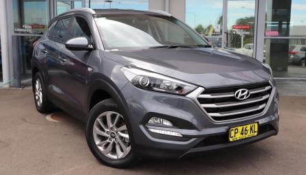2018 Hyundai Tucson Active Wagon