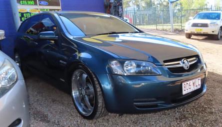 2010  Holden Commodore Omega Sportwagon