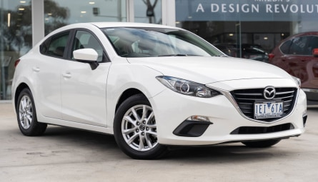 2015  Mazda 3 Neo Sedan
