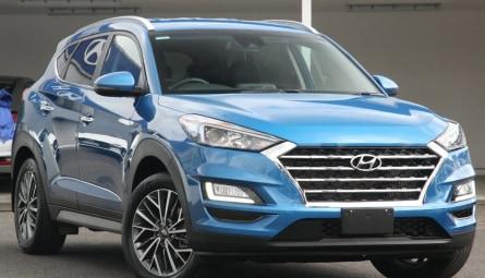2020 Hyundai Tucson Elite Wagon