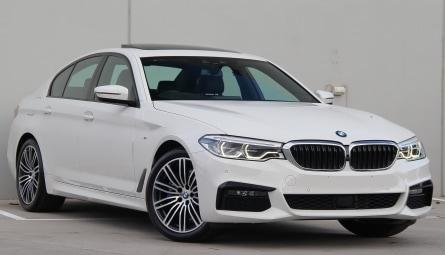 2020  BMW 5 Series 530i M Sport Sedan