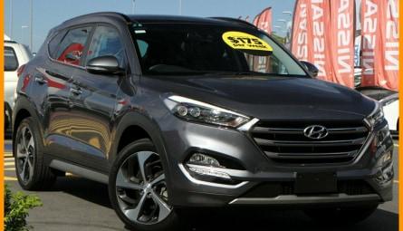 2017  Hyundai Tucson Highlander Wagon