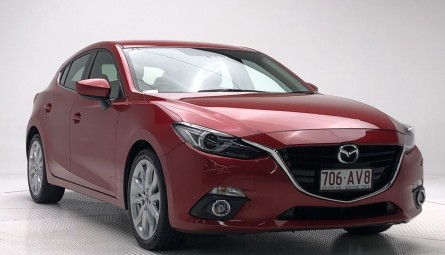 2015 Mazda 3 SP25 GT Hatchback