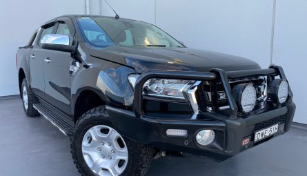 2018 Ford Ranger XLT Utility Double Cab