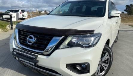 2017 Nissan Pathfinder ST-L Wagon