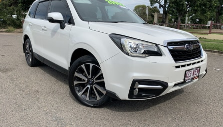 2016  Subaru Forester 2.5i-s Wagon