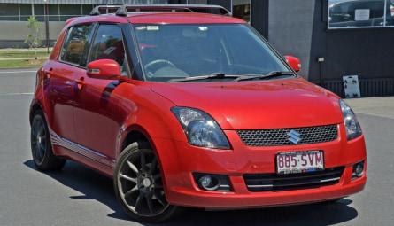 2010 Suzuki Swift Extreme Hatchback