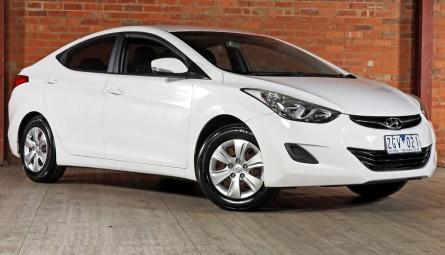 2012  Hyundai Elantra Active Sedan