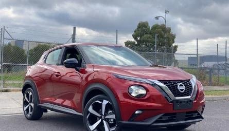 2021  Nissan JUKE St-l Hatchback