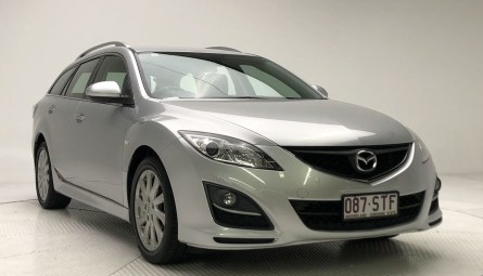 2012 Mazda 6 Touring Wagon