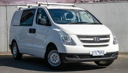 2010 Hyundai iLoadVan Crew Cab