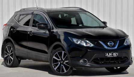2016  Nissan QASHQAI Tl Wagon