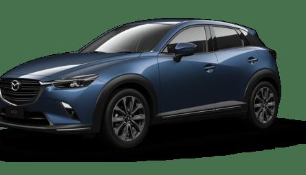 2020 Mazda CX-3 sTouring Wagon