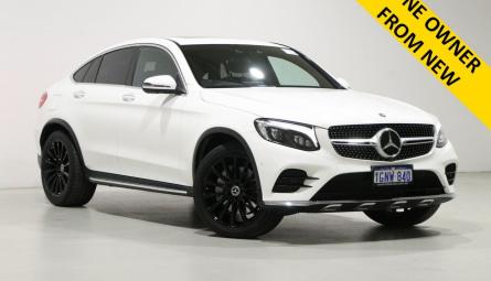 2018  Mercedes-Benz GLC250D Glc250 D Coupe