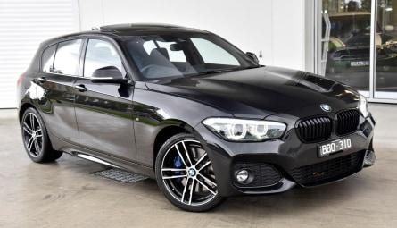 2019 BMW 1 Series 125i M Sport Hatchback