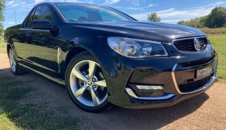 2015 Holden UteUte Extended Cab