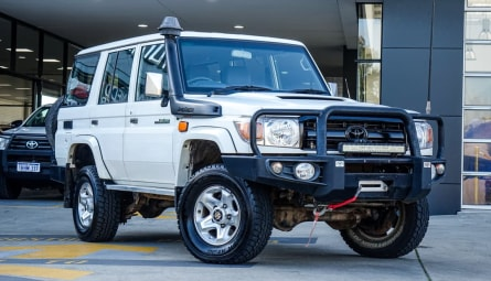 2015  Toyota Landcruiser Gxl Wagon