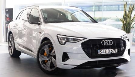 2020  Audi e-tron 55 First Edition Wagon