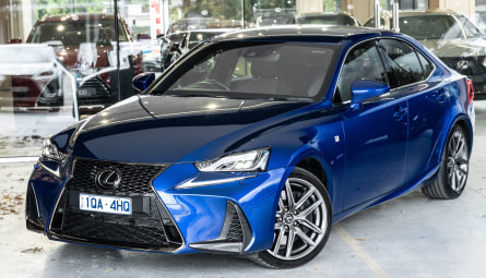 2019 Lexus IS IS300 F Sport Sedan