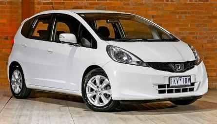 2012  Honda Jazz Vibe Hatchback