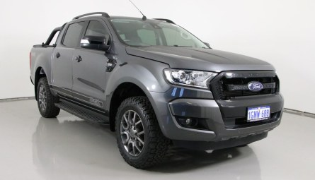 2018 Ford Ranger FX4 Utility Double Cab