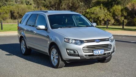 2015  Ford Territory Ts Wagon