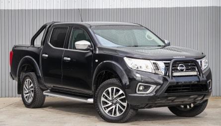 2015  Nissan Navara St N-sport Utility Dual Cab