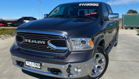 2019  RAM 1500 Laramie Rambox Utility Crew Cab