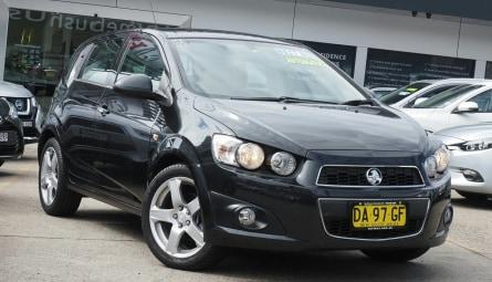 2014  Holden Barina Cdx Hatchback