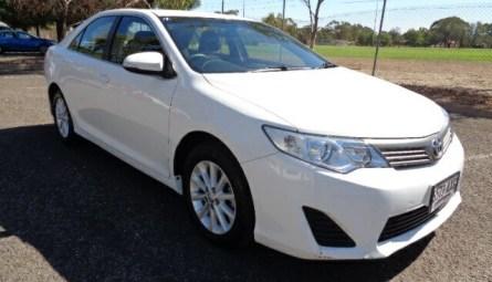 2013  Toyota Camry Altise Sedan