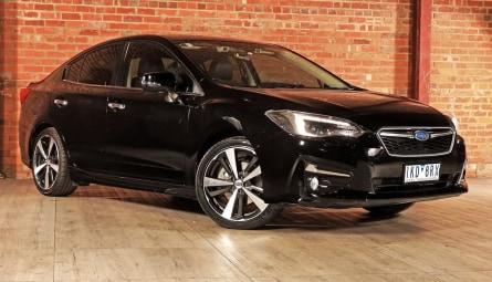 2017 Subaru Impreza 2.0i-S Sedan