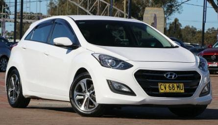 2016  Hyundai i30 Active X Hatchback