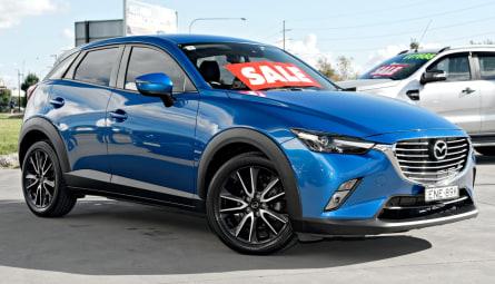 2018 Mazda CX-3 sTouring Wagon