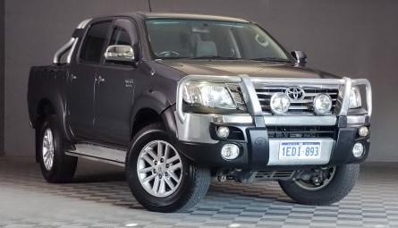 2013  Toyota Hilux Sr5 Utility Double Cab