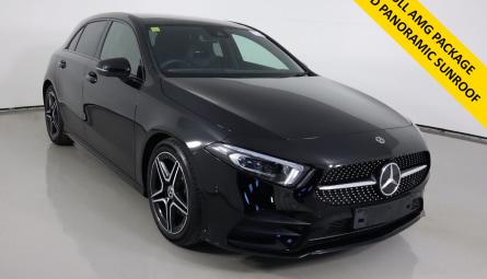 2019  Mercedes-Benz A180 A180 Hatchback