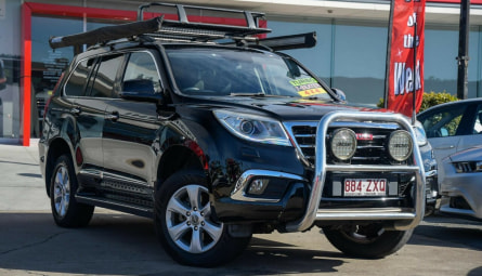 2015  Haval H9 Lux Wagon