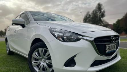 2016  Mazda 2 Neo Sedan