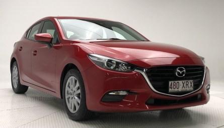 2017  Mazda 3 Neo Hatchback